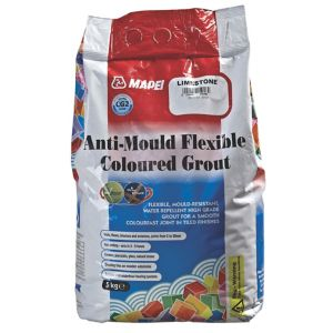 View Mapei Limestone Powder Grout (W)5kg details