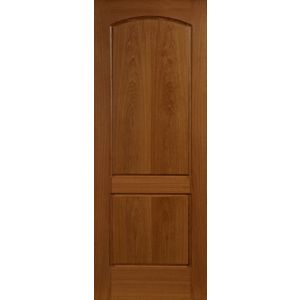 View 2 Panel Oak Veneer Internal Fire Door, (H)1981mm (W)838mm details