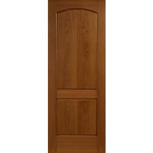 View 2 Panel Oak Veneer Internal Fire Door, (H) 1981 (W) 762 mm details