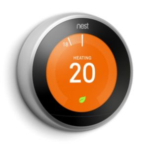 Image of Nest 3rd Generation Learning thermostat
