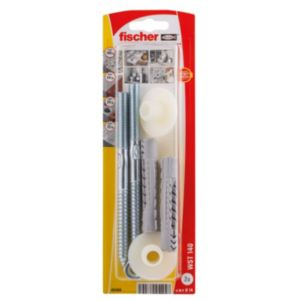 Photo of Fischer basin fixing kit -dia-14mm -l-70mm pack of 2