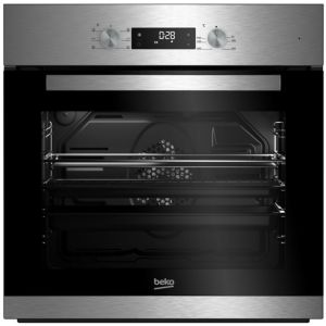 Image of Beko BQE22300X Black & stainless steel Electric Multifunction single oven