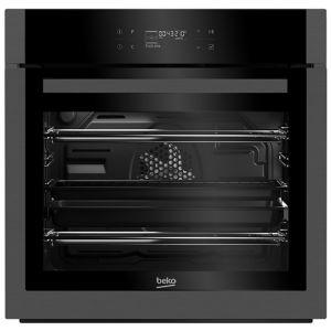Beko BQM29500DXC Black Built-in Electric Single Multifunction Oven