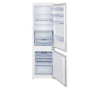 Beko ICQFVD373 70:30 White Integrated Fridge freezer