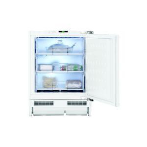 Beko QFS3682 White Integrated Freezer