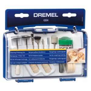 View Dremel Cleaning/Polishing Kit Of 20 details