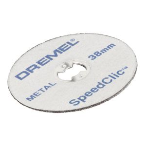 View Dremel SpeedClic (Dia)38mm Continuous Cutting Disc details