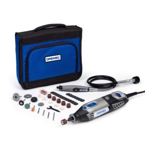View Dremel Rotary Tool Kit with Flexishaft 4000 details