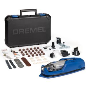 Dremel 230V Cordless Multi Tool with Multipurpose Cutting Kit 4200475