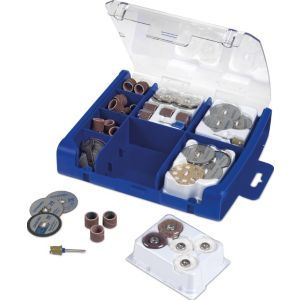 Image of Dremel Multipurpose accessory set Pack of 70