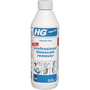 Image of HG Blue Limescale Remover Bottle 500 ml