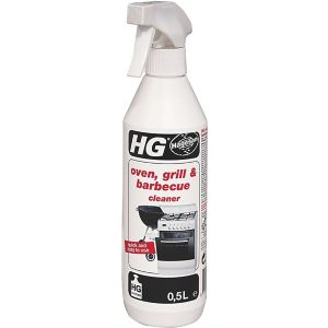 Image of HG BBQ grill & oven Cleaner