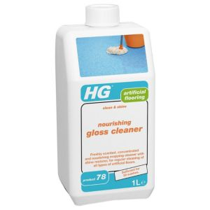 Image of HG Artificial Flooring Gloss & Cleaner 1 L