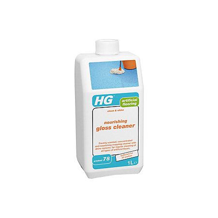 hg artificial flooring gloss cleaner 1000 ml. Black Bedroom Furniture Sets. Home Design Ideas