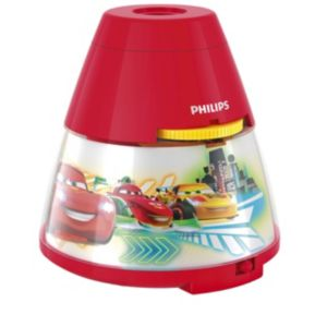 Image of Cars Red Projector & Night Light