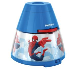 Image of Disney Spider-Man Blue Projector & night light
