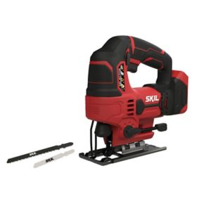 Image of Skil 20V Cordless 4 stage pendulum action Jigsaw SW1E3410CA - Bare