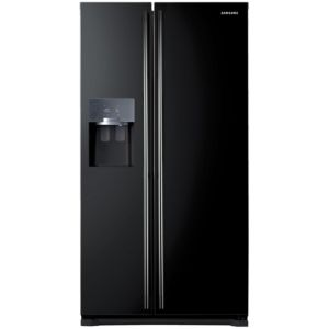 View Samsung RS7567 BHCBC1 Black Integrated Side By Side Fridge Freezer details