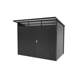 Image of 9x7 AvantGarde Pent Shiplap Metal Shed
