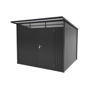 Image of 10x9 AvantGarde Pent Shiplap Metal Shed