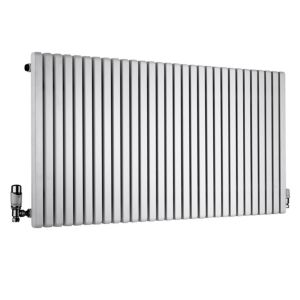 View Ximax Supra Square Horizontal Radiator White, (H)600 (W)1190mm details