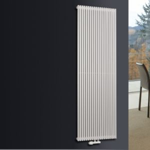 View Ximax Triton Vertical Radiator White, (H)1800 (W)300mm details