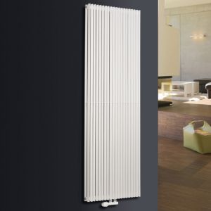Image of Ximax Triton Duplex Vertical Radiator White (H)1800 mm (W)600 mm