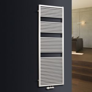 View Ximax Vesta Towel Warmer White (H)1270 (W)600mm details