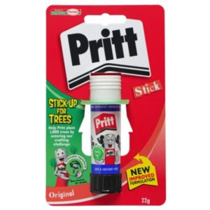 View Pritt White Glue  22 G details