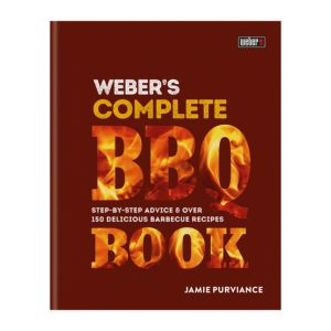 Image of Weber Complete Barbecue Book