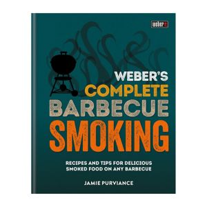 Image of Weber Complete Barbecue smoking cookbook