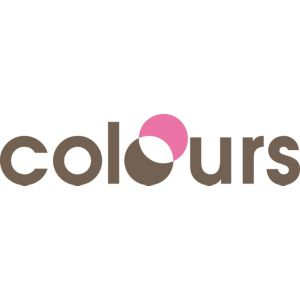 B&Q Colours logo