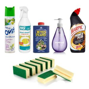 View Cleaning Supplies details