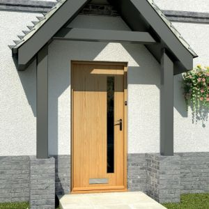 View External Doors details