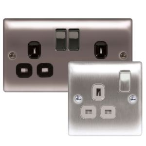 View Switches, Dimmers & Sockets details