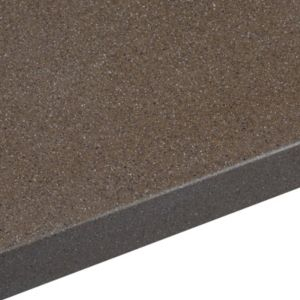 View 34mm Gold Dust Solid Surface Round Edge Kitchen Worktop details