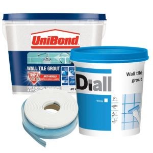 View Tiling Grouts, Sealers & Adhesives details