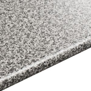 View 28mm B&Q Inari Granite Laminate Round Edge Kitchen Worktop details