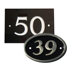 View House Numbers & Plaques details