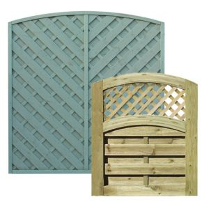 View Garden Fence Panels & Gates details