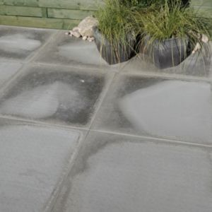 View British Standard Paving details