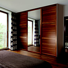 made to measure sliding wardrobe doors wardrobes diy. Black Bedroom Furniture Sets. Home Design Ideas