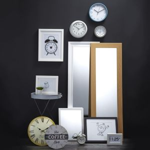 View Wall Art, Mirrors & Clocks details