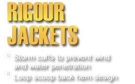 Rigour Jackets