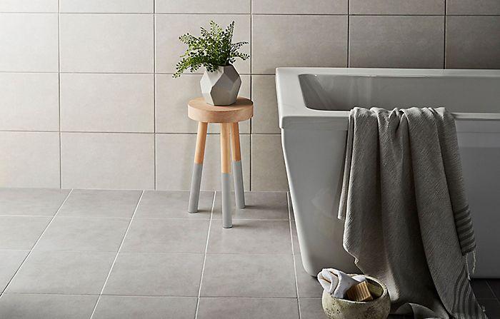 Bathroom flooring buying guide | Ideas & Advice | DIY at B&Q