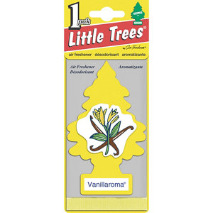 Image of Little Trees Vanilla Air freshener