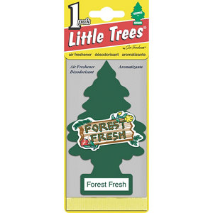 Image of Little Trees Forest fresh Air freshener