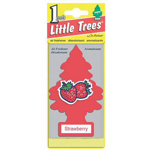 Image of Little Trees Strawberry Air freshener