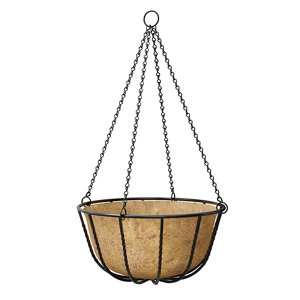 Panacea Forge Wire Hanging basket  35cm