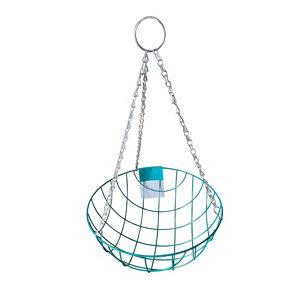 Panacea Classic design Wire Hanging basket  35cm